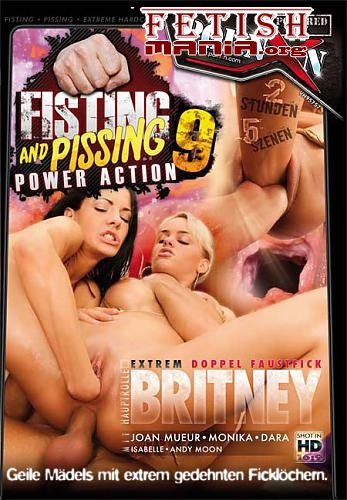 [Sweet Pictures] Fisting And Pissing Power Action #9 (2011) [Joan Mueur]