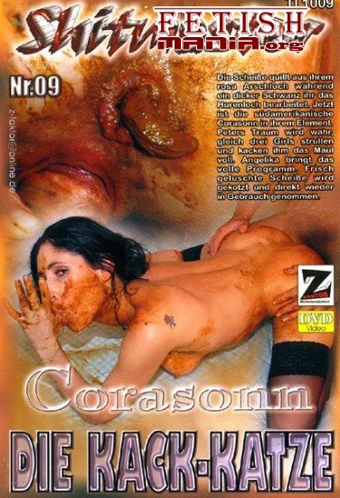 [Z-Faktor Medien] Shitmaster #9 - The Shitting Pussy (2006) [Scat play]