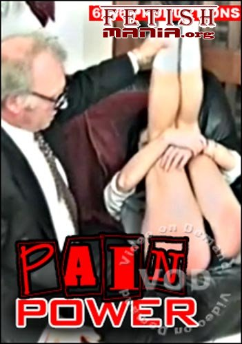 [6666 Productions] Pain Power [Spanking]