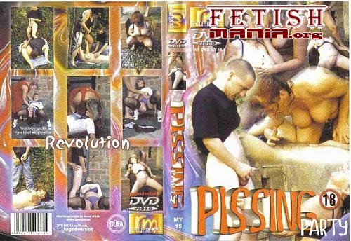[Oftly Goldwin] Pissing Party (2005) [Public Pissing]