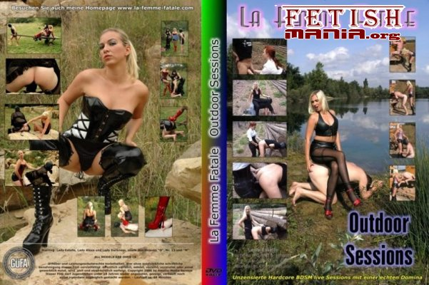 [Amator] La Femme Fatale - Outdoor Sessions (2006) [Lady Alexa]