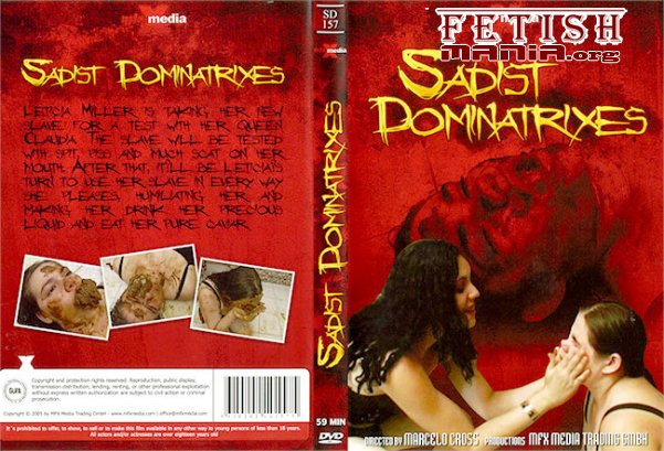 [MFX Media Productions] [SD-157] Sadist Dominatrixes (2008) [Karina Morena] [Bonus Screenshots]