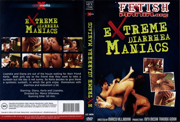 [MFX Media Productions] [MFX-1344] Extreme Diarrhea Maniacs (2005) [Diana]