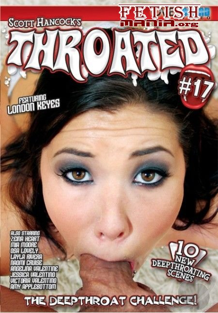 [Overboard Video] Throated #17 (2009) [Angelina Valentine]