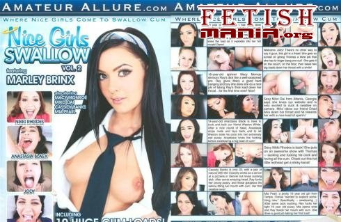 [Amateur Allure] Nice Girls Swallow #2 (2015) [Marley Brinx]
