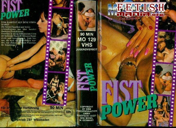 [Moonrise Pictures] Fist Power (1995) [Double Fisting]