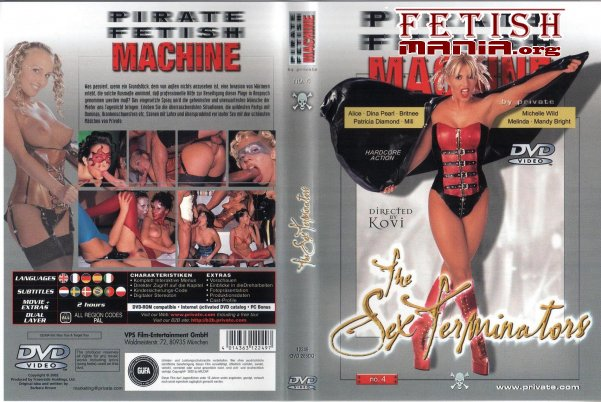 [Private] Pirate Fetish Machine #4 - Sex Terminators (2002) [Orsi Shine]