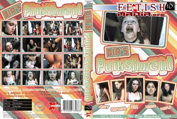 [MFX Media Productions] [MFX-3086] Bia's Punishment (2012) [Lesbian Scat]
