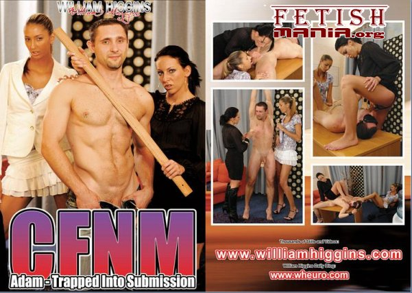 [William Higgins Productions] Adam - Trapped Into Submission (2011) [Strap-on]
