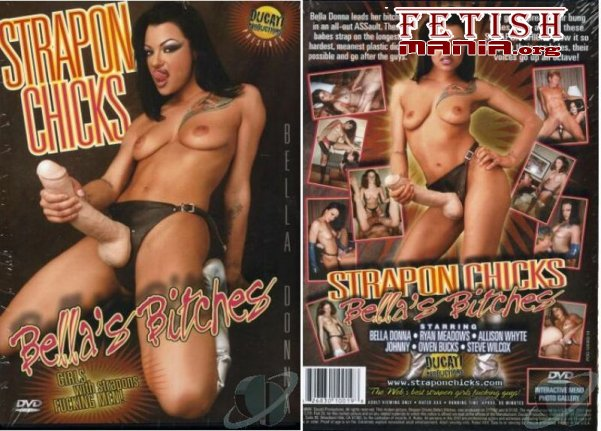 [Ducati Productions] Strap On Chicks - Bella's Bitches (2003) [Belladonna] [Bonus Screenshots]