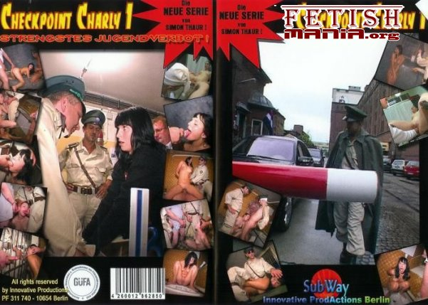 [SubWay Innovative Productions] Checkpoint Charly #1 (2003) [Public Pissing]