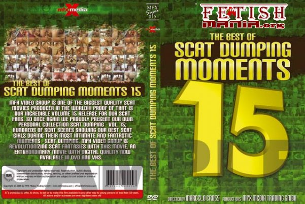 [MFX Media Productions] [MFX-S015] The Best of Scat Dumping Moments #15 (2011)