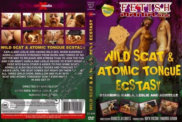 Wild Scat And Atomic Tongue Ecstasy