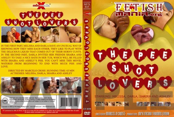 The Pee Shot Lover's (2005)