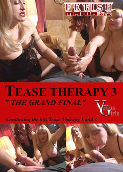 [Venus Girls Productions] Tease Therapy #3 - The Grand Final (2012) [Mistress Elle]