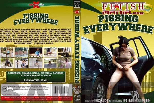 Pissing Everywhere (2006) [Bonus Screenshots]