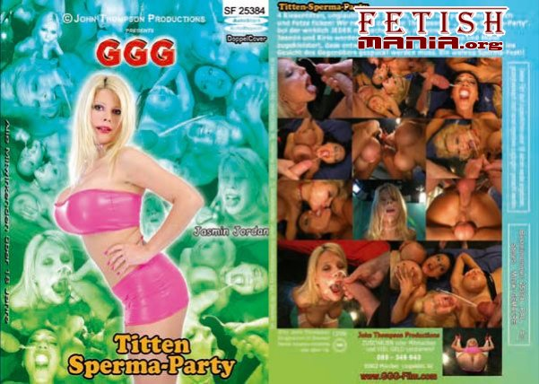[GermanGooGirls] Titten Sperma-Party (2009) [Jasmin Jordan]