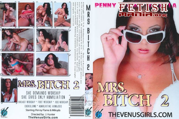 [Venus Girls Productions] Mrs. Bitch #2 (2012) [Penny Flame]