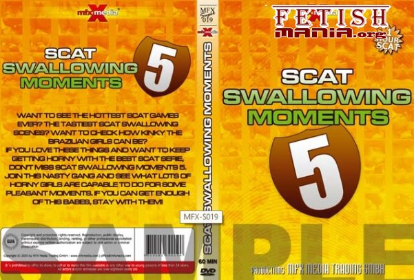 Scat Swallowing Moments #5