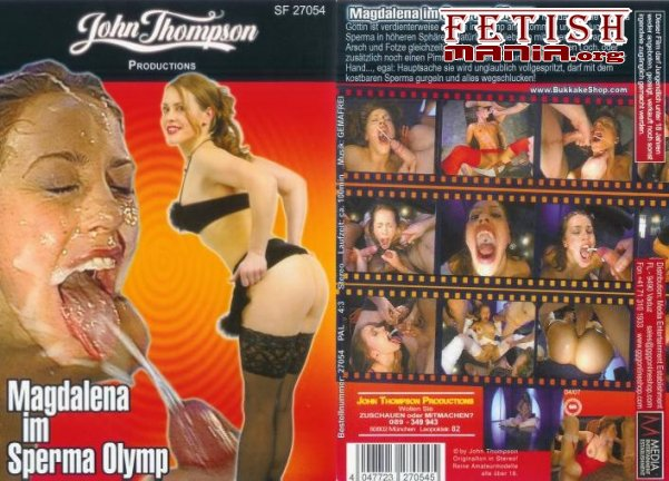[GermanGooGirls] Magdalena Im Sperma Olymp (2006)