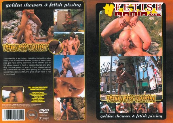 [Hightide Video Productions] French Piss Vacation (2005) [Lesbian]