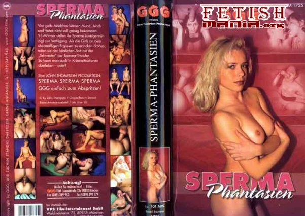 [GermanGooGirls] Sperma Phantasien (1997) [Alina]