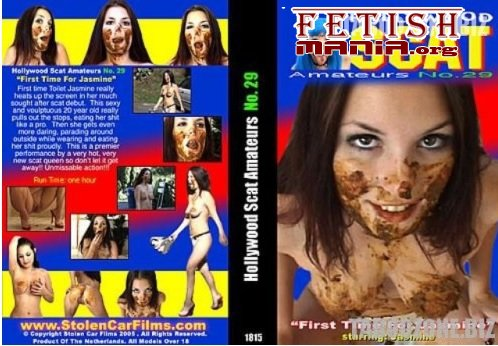 Hollywood Scat Amateurs #29 - First Time For Jasmine (2002)
