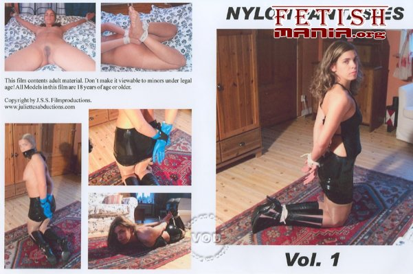 [JSS Filmproductions] Nylon Fantasies Vol.1 [Spread eagled]