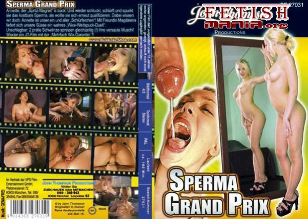 [GermanGooGirls] Sperma Grand Prix (2005) [Annette Schwarz]