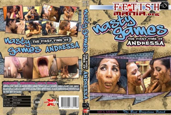 [MFX Media] [MFX-3119] Nasty Games - First Time Of Andressa (2012) [Scat]
