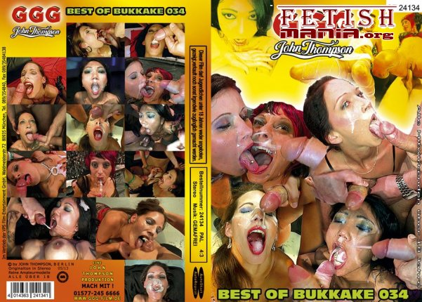 [GermanGooGirls] Best Of Bukkake #34 (2013) HD 720p [Bonus Screenshots]