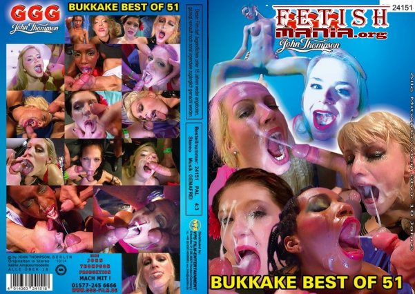 [GermanGooGirls] Best Of Bukkake #51 (2014) Full HD 1080p [Bonus Screenshots]