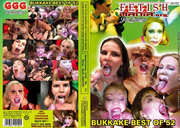 [GermanGooGirls] Best Of Bukkake #52 (2014) Full HD 1080p [Bonus Screenshots]