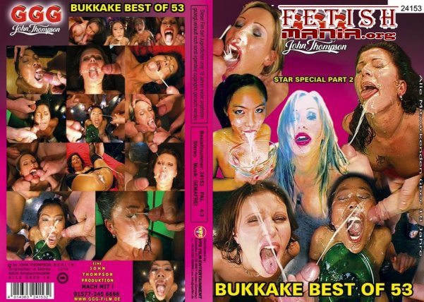 [GermanGooGirls] Best Of Bukkake #53 (2014) [Sandra Star] [Bonus Screenshots]