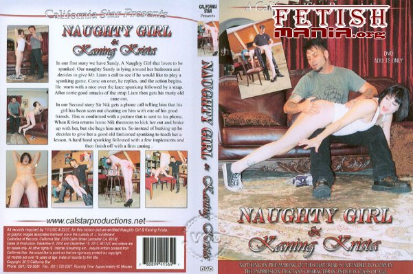 [A California Star Production] Naughty Girl And Kaning Krista (2010) [Caning]