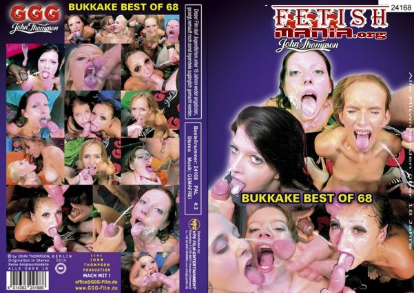 Best Of Bukkake #68 (2016) Full HD 1080p [Bonus Screenshots]