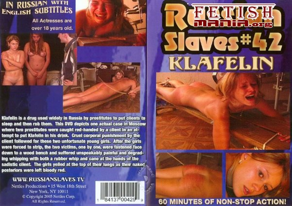 Russian Slaves #42 - Klafelin (2006)