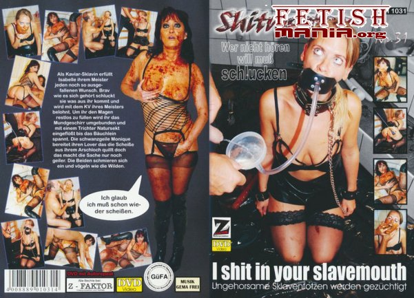 Shitmaster #31 - I Shit In Your Slave Mouth (2008)