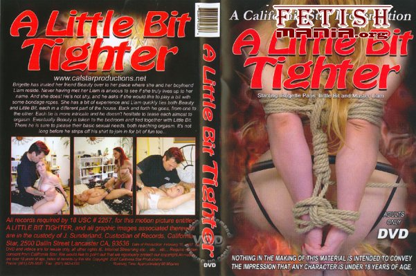 [Calstar Films] A Little Bit Tighter (2010) [Chair-bondage]