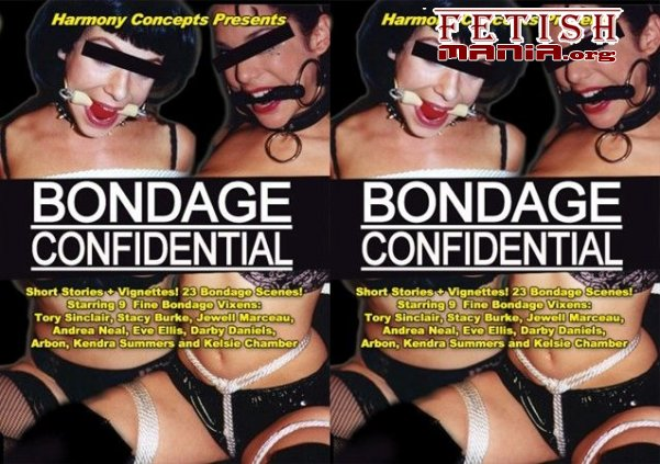 [Harmony Concepts] [BAN-5] Bondage Confidential (2002) [Jewell Marceau]