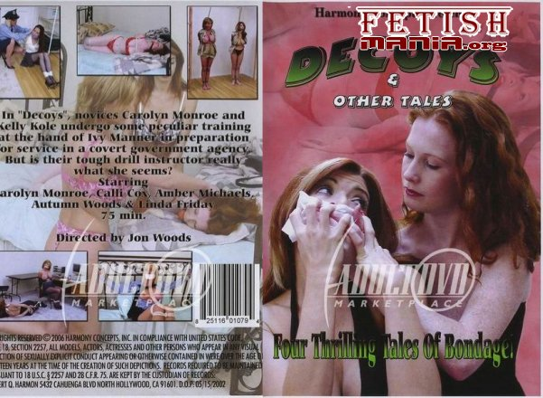 [Harmony Concepts] [HC-59] Decoys And Other Tales (2002) [Amber Michaels]