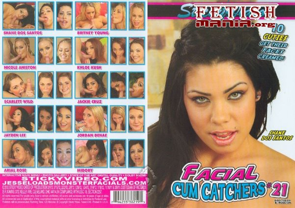 [Sticky Video] Facial Cum Catchers #21 (2012) [Ariel Rose]