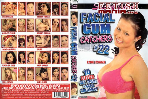 [Sticky Video] Facial Cum Catchers #22 (2012) [Lexi James]