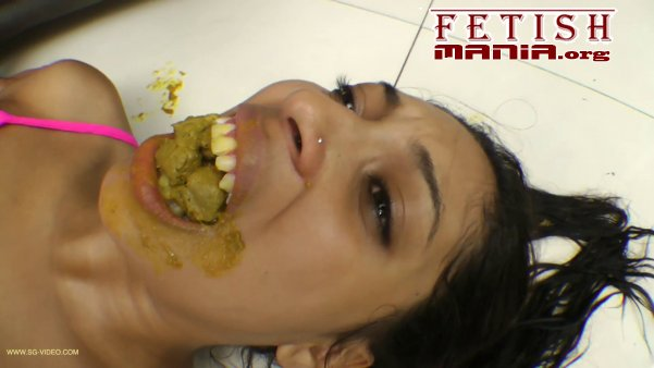 Top 18 Years Old Model Polly And Flavinha - Scat Love And Swallow Top Models (1080p)