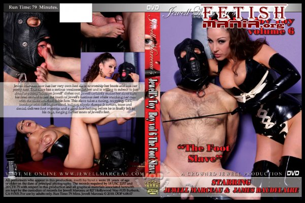 [Jewell Marceau Productions] Boy Toy Volume 6 – The Foot Slave (2012)