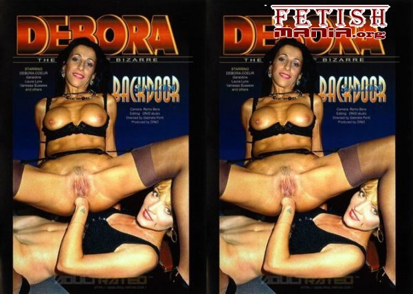 Debora #2 - Backdoor Salon (1996)