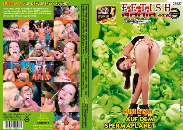 [GermanGooGirls] [SF 25527] Susi Star Auf Dem Sperma Planet (2015) [Bonus Screenshots]