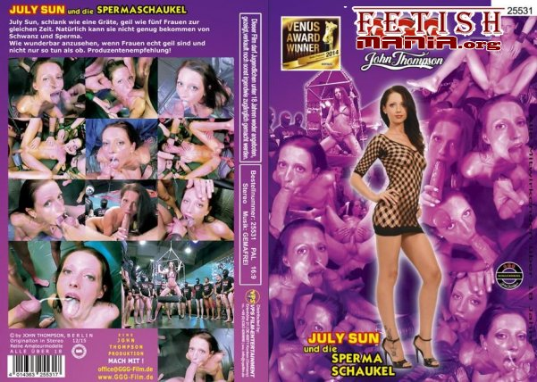 [GermanGooGirls] [SF 25531] July Sun Und Die Sperma Schaukel (2015) [Blowbang]