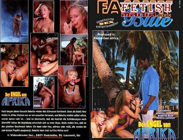 [DBM Videovertrieb] [FB020] Family Blue #20 - Der Engel Von Afrika (1999) [Babette Blue]