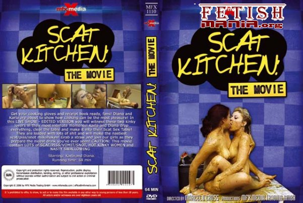 [MFX Media Productions] [MFX-1110] Scat Kitchen (2007) [Diana]
